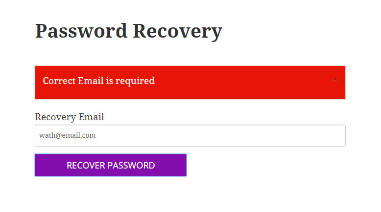 passwordrecovery