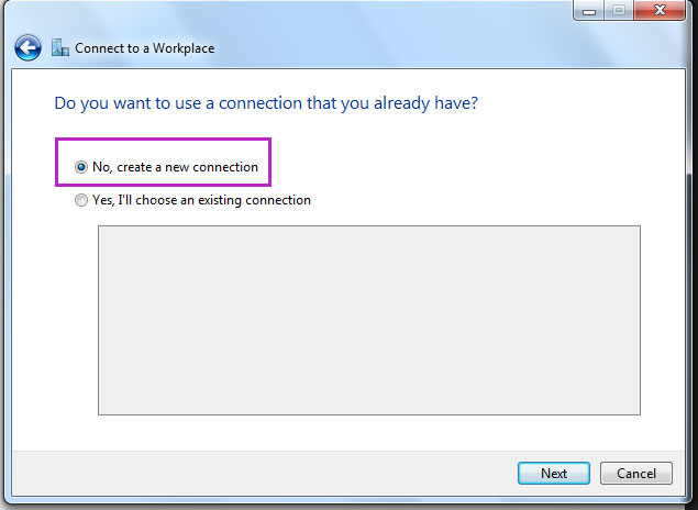 connect your windows 7 to pptp vpn