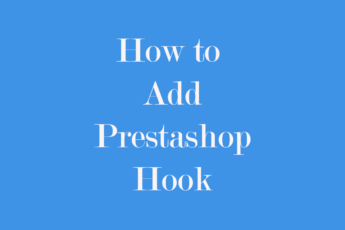 How to add prestashop hook